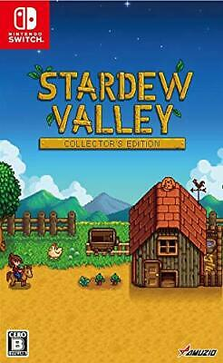 New Nintendo Switch Stardew Valley Collector's Edition JAPAN OFFICIAL I... Japan