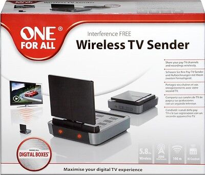 One For All AV Wireless TV Sender SV1730
