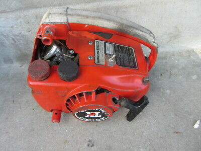 VINTAGE CHAINSAW OEM Homelite XL-1 Textron on/off toggle