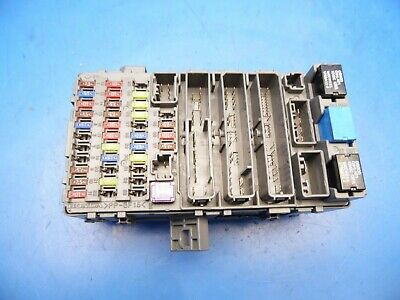 06-11 honda civic oem in-dash fuse box with fuses & relays si