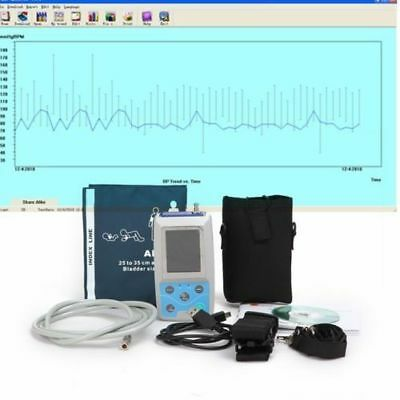CONTEC Ambulatory Blood Pressure Monitor,24h NIBP Recorder,PC software,adult FDA