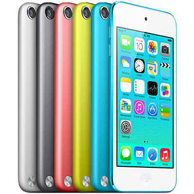 US seller Sealed New Apple iPod Touch 5th Generation 16 GB/32 GB/64 GB 6 colors