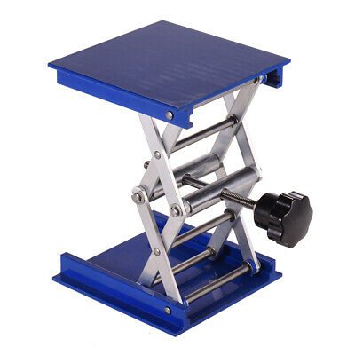 Aluminum Oxide Laboratory Lifting Platform Scientific Lab Jack Stand V7L6