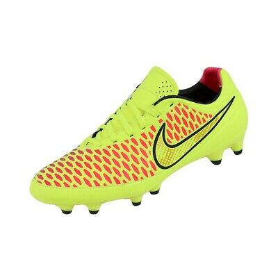 more photos 0a4d6 4852f Chaussures Magista Orden FG Jaune Football Homme Nike