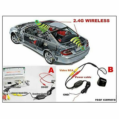 2.4G Wireless Adapter Video Transmitter for Car Rear View Backup Parking Camera