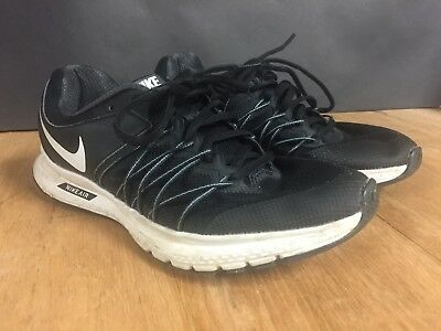 7a7f2d00101 Nike Air Relentless 6 Black Size Uk 5 Running Trainers Casual Black   White  Boys