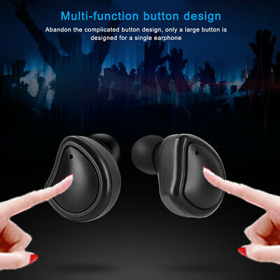 PB01 Bluetooth4.2 Headset TWS Wireless Earphones Mini Earbuds Stereo Headphones