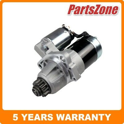 Starter Motor Fit for Nissan X-Trail T30 2.0L 2.5L Petrol 2000-2007 Auto Only