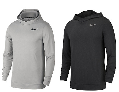 37f1d766d MENS NIKE BREATHE Hyper Dry Hoodie DRI-FIT Long Sleeve T-Shirt - XXL ...