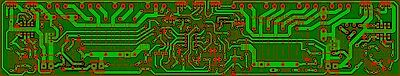 H-Class Amplifier PCB and Components  900 W @4 ohm  1800 W @ 2 ohm