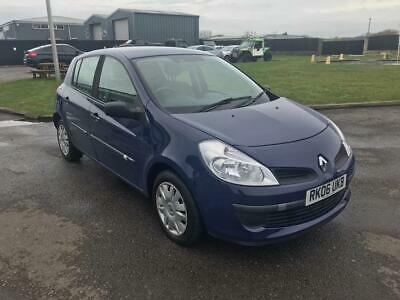 2006 Renault Clio 1.6 VVT Expression 5dr