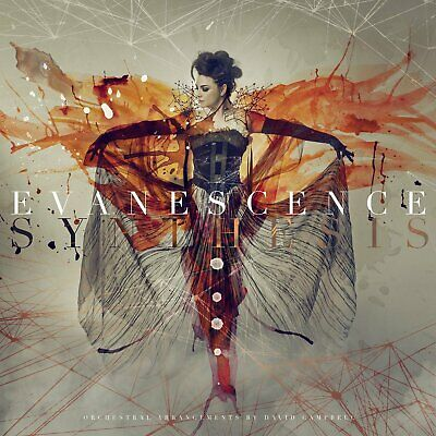 Evanescence - Synthesis - Cd - New