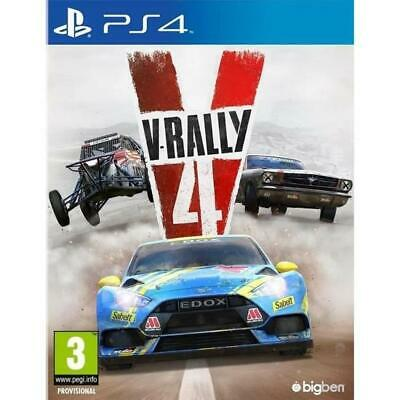 V Rally 4 - PS4 IMPORT neuf sous blister
