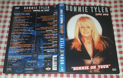 Bonnie Tyler - On Tour Live DVD SPECIAL FAN EDITION