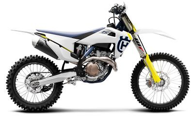 HUSQVARNA FC350 2019 MX BIKE save £750 now only £7249 low rate FINANCE AVAILABLE