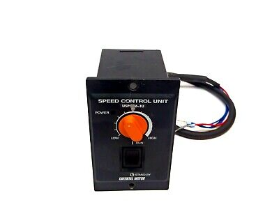 Oriental Motor USP206-1U Speed Control With 5 Wire Connector
