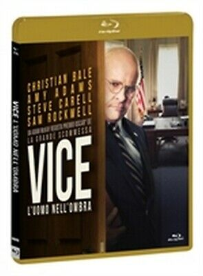Vice - L'uomo nell'ombra (Blu-Ray Disc)