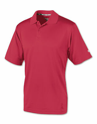 63a76b11 Champion Shirt Polo Double Dry Men's Solid Plain Ultimate Tactical  Performance