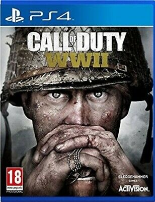 Juego Ps4 Call Of Duty Wwii Ps4 No Dlc 4510375