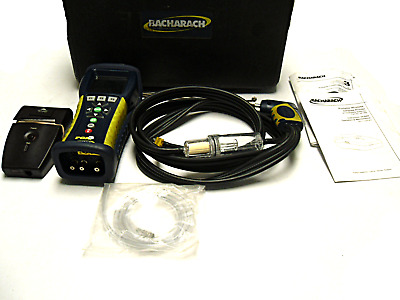 Bacharach 24-7320 Pca3 Portable Combustion Analizer Hvac Gas Tester Kit