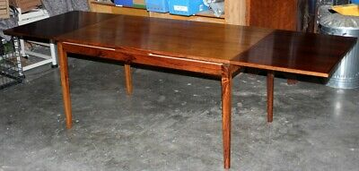 Vintage Rosewood Extending Dinning Table [PL4973]