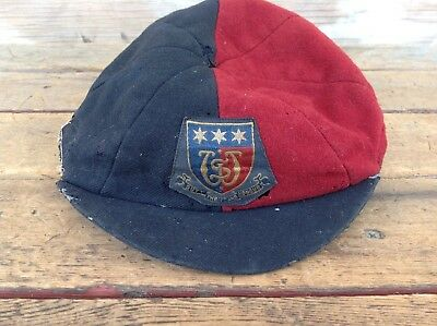 """Antique Boys Hat """"Duty, Thrift and Honour"""""""