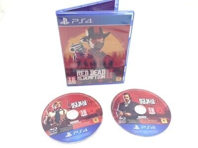 Juego Ps4 Red Dead Redemption 2 Ps4 4511308