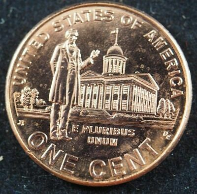 2009 P Lincoln Professional Life ANACS MS 65+ Cent (BU) Penny
