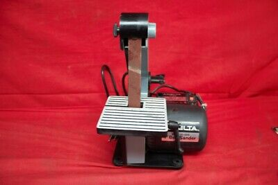 Awe Inspiring Delta Model 31 050 1 Belt Sander Cp1047183 124 99 Gmtry Best Dining Table And Chair Ideas Images Gmtryco