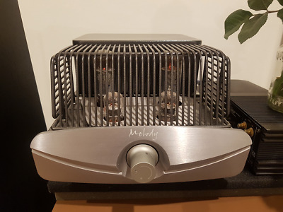 Melody Valve Tube Amplifier Action with Remote Control