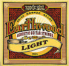 Ernie Ball Earthwood 80/20 Bronze Acoustic Guitar Strings (11-52)