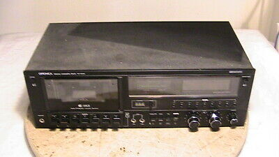 OPTONICA RT-6105 Stereo Cassette Deck, rare Sharp product, working well