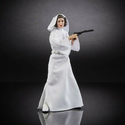 "Star Wars The Black Series 40th Anniversary Princess Leia Organa 6""Action Figure"
