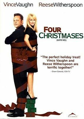 Four Christmases DVD DISC ONLY #B9