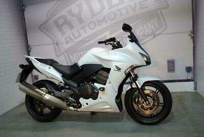 2011 61 Honda Cbf 1000 Abs, Immaculate Condition, £5,500 Or Flexible Finance