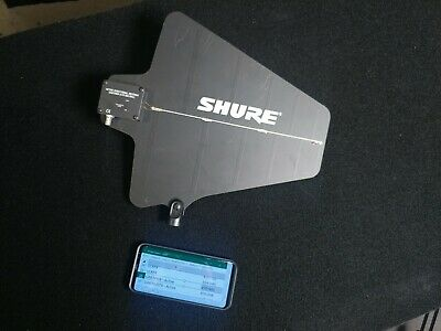Shure UA870WB - Directional Antenna - Active (470-952 MHz)