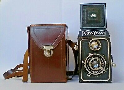 Antique/Vintage EHO-Altissa Artiflex Prontor 2 Camera - 1938 - Rare