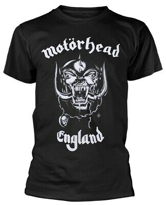 OFFICIAL T Shirt MOTORHEAD Everything Louder ENGLAND - NEW & OFFICIAL
