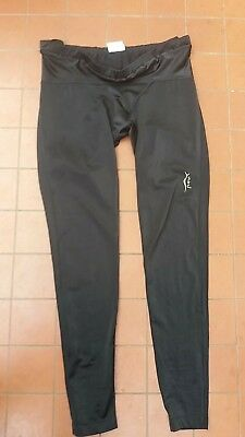 SRC Support Recovery Comfort Black Compression Pregnancy Leggings Pants Size L