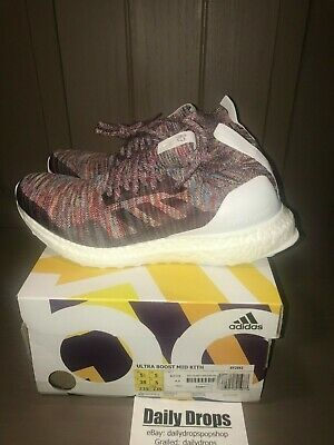 421ebede7 Kith Adidas Ultra Boost Mid Ronnie Fieg Consortium Aspen - BY2592 Size 5.5  6 12