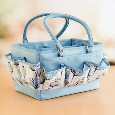 Everything Mary Duck Egg Blue Deluxe Organizer