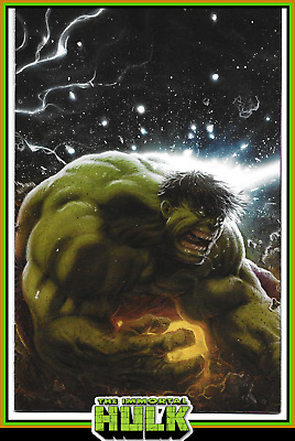 Immortal Hulk #1 (2018) Kaare Andrews Virgin Variant Cover Marvel 9.6 Nm+ Hot!!