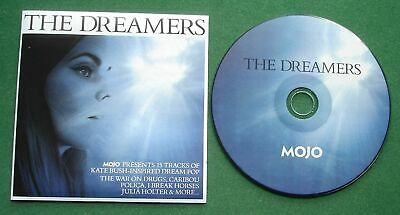 Mojo The Dreamers Kate Bush Inspired Dream Pop ft The War On Drugs + CD
