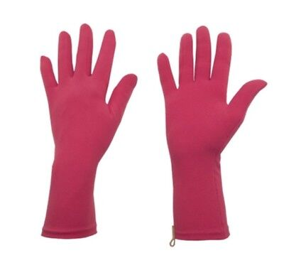 Foxgloves Original Ladies Garden Gloves Fuchsia Pink Size M
