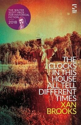 The Clocks in This House All Tell Different Times, Brooks, Xan, New condition, B