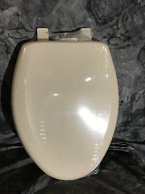 Incredible Bemis Quiet Soft Close Bone Color Elongated Toilet Seat Easy Pdpeps Interior Chair Design Pdpepsorg