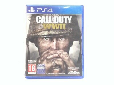 Juego Ps4 Call Of Duty Wwii Ps4 No Dlc 4513525