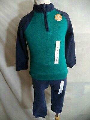 Jumping Beans Sweater and Pants Outfit Boys Sizes 3T or 4T Variety of Colors NWT