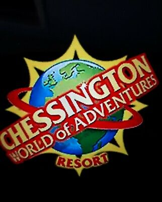 2 x Chessington world of adventures tickets July 19.