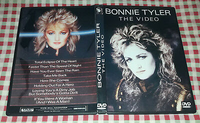 Bonnie Tyler - The Video DVD SPECIAL FAN EDITION